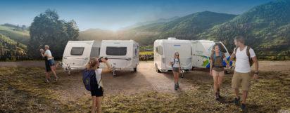 Rezervujte si váš karavan – modely 2022